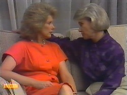 Madge Ramsay, Helen Daniels in Neighbours Episode 0646
