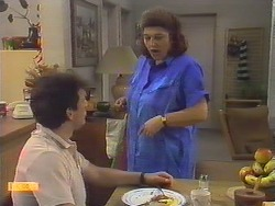 Tony Romeo, Mrs Romeo in Neighbours Episode 0646