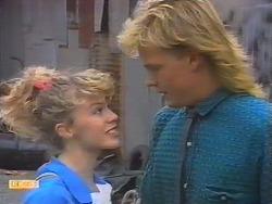 Charlene Robinson, Scott Robinson in Neighbours Episode 0647