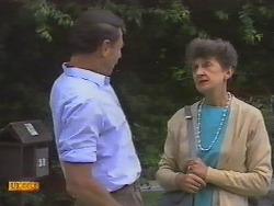 Malcolm Clarke, Nell Mangel in Neighbours Episode 0647