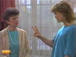 Nell Mangel, Henry Ramsay in Neighbours Episode 0647