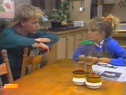 Scott Robinson, Charlene Robinson in Neighbours Episode 0647