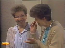 Eileen Clarke, Nell Mangel in Neighbours Episode 0647