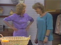 Madge Ramsay, Henry Ramsay in Neighbours Episode 0648