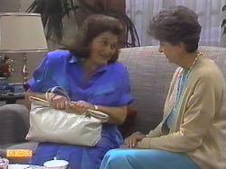Mrs Romeo, Nell Mangel in Neighbours Episode 0648
