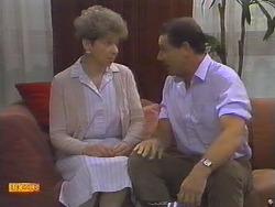 Eileen Clarke, Malcolm Clarke in Neighbours Episode 0648