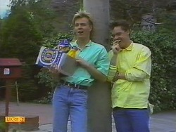 Scott Robinson, Paul Robinson in Neighbours Episode 0648