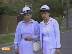 Eileen Clarke, Nell Mangel in Neighbours Episode 0648