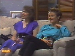 Beverly Marshall, Gail Robinson in Neighbours Episode 0649