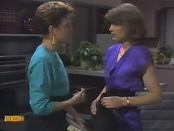 Gail Robinson, Beverly Marshall in Neighbours Episode 0649