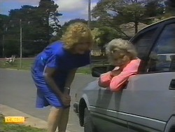Madge Ramsay, Helen Daniels in Neighbours Episode 0650