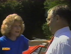 Madge Ramsay, Harold Bishop in Neighbours Episode 0650