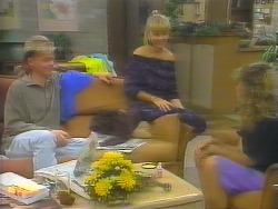 Scott Robinson, Jane Harris, Charlene Mitchell in Neighbours Episode 0651