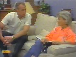 Jim Robinson, Helen Daniels in Neighbours Episode 0651
