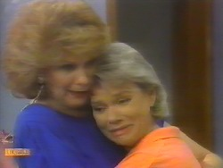 Madge Bishop, Helen Daniels in Neighbours Episode 0651