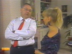 Harold Bishop, Jane Harris in Neighbours Episode 0651