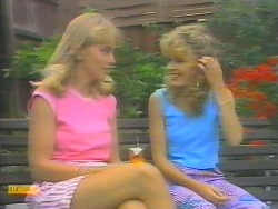 Jane Harris, Charlene Mitchell in Neighbours Episode 0651
