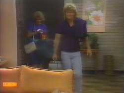 Madge Ramsay, Henry Ramsay in Neighbours Episode 0651