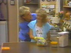 Scott Robinson, Charlene Robinson in Neighbours Episode 0651