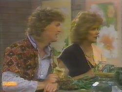 Henry Ramsay, Madge Ramsay in Neighbours Episode 0651