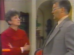 Nell Mangel, Harold Bishop in Neighbours Episode 0652