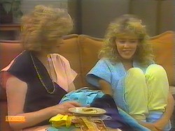 Madge Bishop, Charlene Mitchell in Neighbours Episode 0652