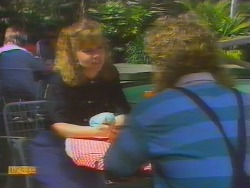 Sally Wells, Henry Ramsay in Neighbours Episode 0652