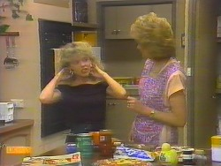 Charlene Mitchell, Madge Bishop in Neighbours Episode 0652