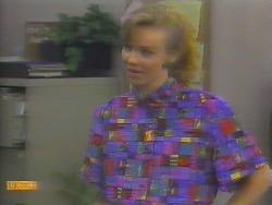Sally Wells in Neighbours Episode 0653