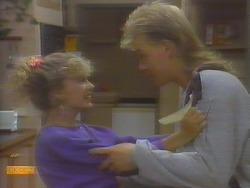 Charlene Robinson, Scott Robinson in Neighbours Episode 0653