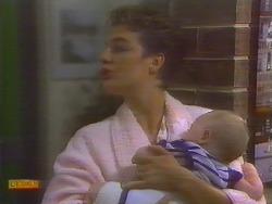 Gail Robinson, Jamie Clarke in Neighbours Episode 0654