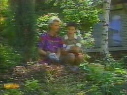 Helen Daniels, Lucy Robinson in Neighbours Episode 0654