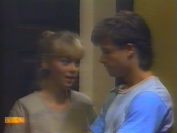Jane Harris, Mike Young in Neighbours Episode 0657