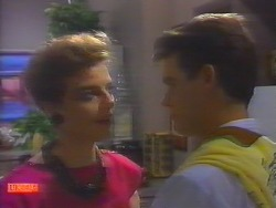 Gail Robinson, Paul Robinson in Neighbours Episode 0657