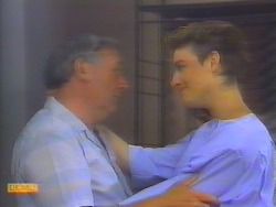 Rob Lewis, Gail Robinson in Neighbours Episode 0657