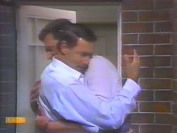 Des Clarke, Malcolm Clarke in Neighbours Episode 0658