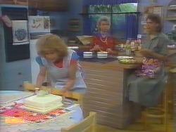Madge Bishop, Helen Daniels, Beverly Marshall in Neighbours Episode 0659