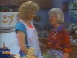Madge Bishop, Helen Daniels in Neighbours Episode 0659