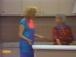Madge Bishop, Harold Bishop in Neighbours Episode 0659