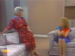 Helen Daniels, Madge Bishop in Neighbours Episode 0659