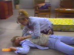 Henry Ramsay, Sally Wells in Neighbours Episode 0659