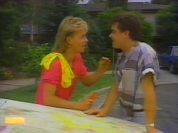 Scott Robinson, Paul Robinson in Neighbours Episode 0660