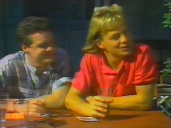 Paul Robinson, Scott Robinson in Neighbours Episode 0660