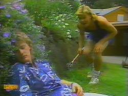 Henry Ramsay, Scott Robinson in Neighbours Episode 0660