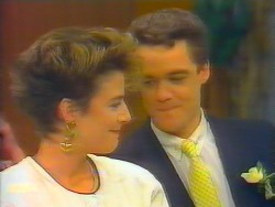 Gail Robinson, Paul Robinson in Neighbours Episode 0661