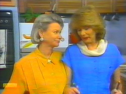 Helen Daniels, Madge Bishop in Neighbours Episode 0661