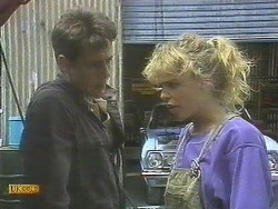 Tony Romeo, Charlene Mitchell in Neighbours Episode 0678