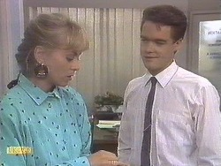 Jane Harris, Paul Robinson in Neighbours Episode 0678