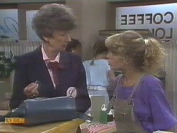 Nell Mangel, Charlene Mitchell in Neighbours Episode 0678