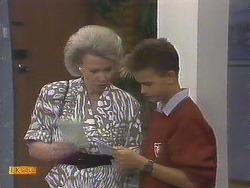Helen Daniels, Todd Landers in Neighbours Episode 0679